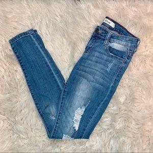 Cello Distressed Jeans